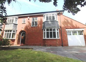Thumbnail 3 bed detached house for sale in Claremont Road, Cheadle Hulme, Cheadle, Cheshire