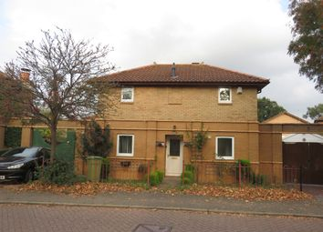 Thumbnail 3 bed detached house for sale in Lacy Drive, Bolbeck Park, Milton Keynes