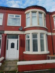 Thumbnail 3 bed terraced house to rent in Classic Road, Stoneycroft, Liverpool