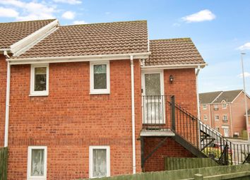 Thumbnail 1 bed flat for sale in Bloomfield Close, Newport, South Wales, 9Et