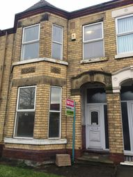 Thumbnail 1 bedroom flat to rent in Holderness Road, Hull
