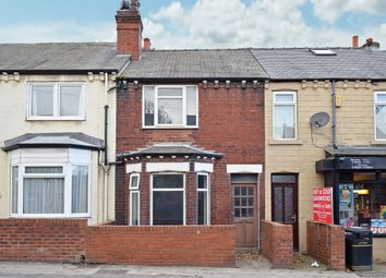 Thumbnail 2 bed terraced house for sale in Wakefield Road, Normanton