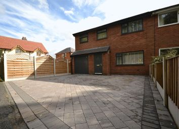 Thumbnail 5 bed semi-detached house for sale in Wardley Hall Road, Wardley, Swinton, Manchester