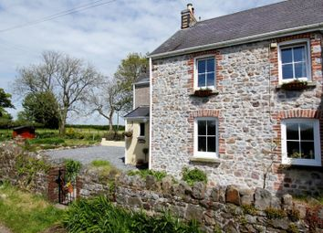 Thumbnail 4 bed semi-detached house for sale in Ilston, Swansea