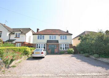 Thumbnail 4 bed detached house to rent in Pegmire Lane, Aldenham, Watford