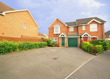 Thumbnail 3 bedroom semi-detached house to rent in Eltham Avenue, Cippenham, Berkshire