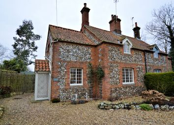Thumbnail 3 bed cottage to rent in Wellingham, King's Lynn