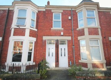Thumbnail 3 bed flat for sale in Balmoral Terrace, Heaton, Newcastle Upon Tyne