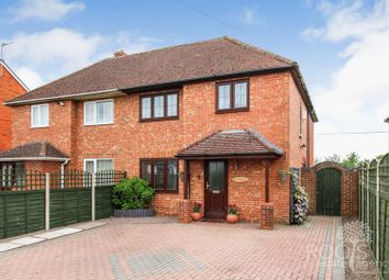 Thumbnail 4 bedroom semi-detached house for sale in Pound Lane, Thatcham