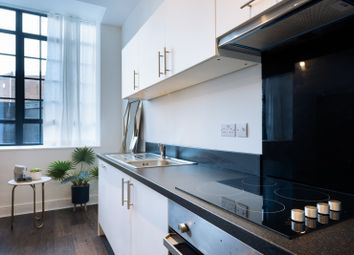 Thumbnail 1 bed flat for sale in The Old Works, Birch House, High Wycombe, Buckinghamshire