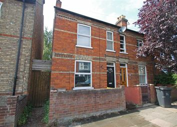 Thumbnail 2 bed end terrace house for sale in Howbury Street, Bedford