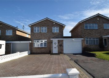 Thumbnail 3 bed detached house for sale in Pinks Hill, Swanley, Kent
