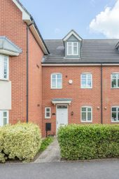 Thumbnail 3 bed terraced house for sale in Flaxley Close, Lincoln