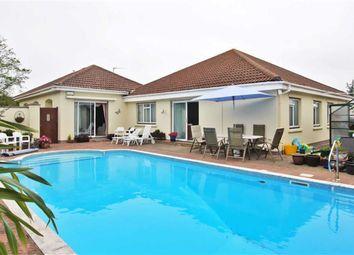 Thumbnail 5 bed detached bungalow for sale in Elizabeth Avenue, La Route Orange, St. Brelade, Jersey