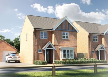 """Thumbnail 4 bed detached house for sale in """"The Titchfield"""" at Manchester Road, Congleton"""