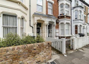 Thumbnail 3 bed flat to rent in Saltoun Road, London