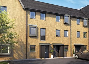 "Thumbnail 4 bed terraced house for sale in ""Peechtree"" at Park Prewett Road, Basingstoke"