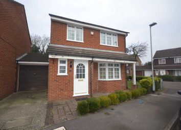 Thumbnail 3 bed semi-detached house to rent in Durand Road, Earley, Reading