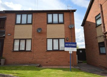 Thumbnail 2 bedroom flat for sale in Alford Close, Brampton, Chesterfield
