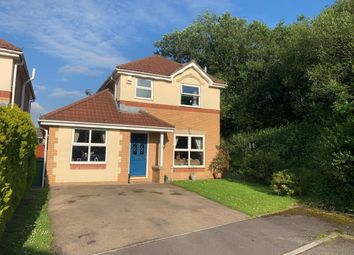 3 bed detached house for sale in Parc Bryn Derwen, Llanharan -, Pontyclun CF72