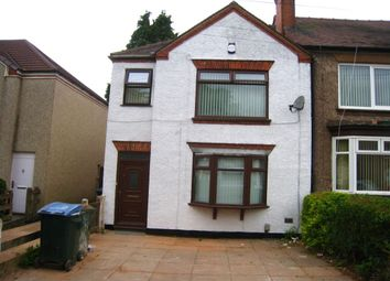 Thumbnail 3 bed terraced house for sale in Masser Road, Holbrooks, Coventry