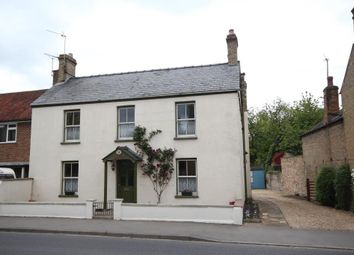 Thumbnail 4 bed detached house for sale in High Street, Wilburton, Ely