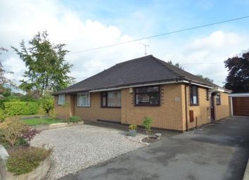 Thumbnail 3 bed bungalow for sale in Ivy Lane, Alsager, Cheshire