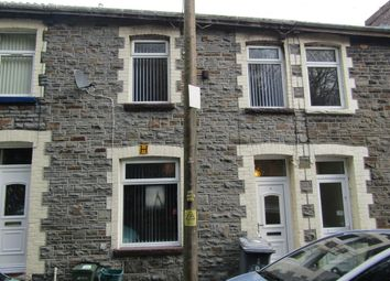 Thumbnail 3 bed terraced house to rent in Upper Gertrude Street, Abercynon