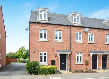 Thumbnail 3 bed terraced house for sale in Cornfield Close, Ellistown, Coalville