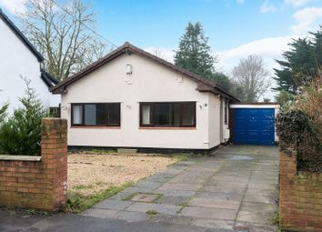 Thumbnail 3 bed detached bungalow for sale in New Street, Halsall, Ormskirk