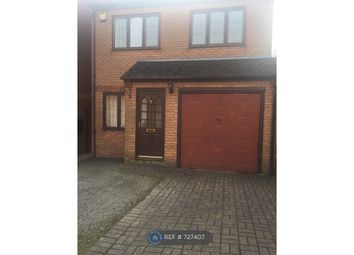 Thumbnail 3 bed detached house to rent in Greenslade Grove, Hednesford, Cannock