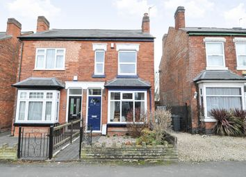 Thumbnail 2 bedroom semi-detached house for sale in Gristhorpe Road, Selly Oak, Birmingham