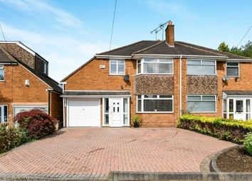 4 bed semi-detached house for sale in Canberra Road, Walsall WS5