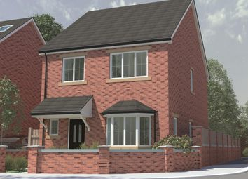 Thumbnail 4 bedroom detached house for sale in The Weston, Common Lane, East Ardsley