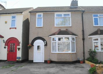 Thumbnail 3 bed semi-detached house for sale in Wakering Avenue, Shoeburyness, Southend-On-Sea