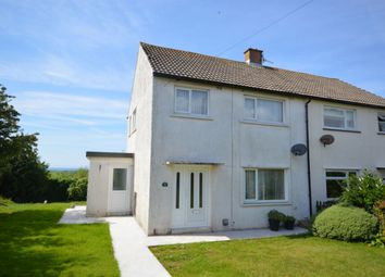 Thumbnail 3 bedroom semi-detached house to rent in Wodow Road, Thornhill, Egremont
