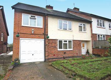 Thumbnail 4 bedroom semi-detached house for sale in Simkin Avenue, Mapperley, Nottingham