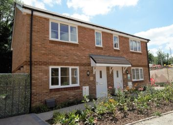 Thumbnail 3 bedroom semi-detached house for sale in The Orchards, Salisbury
