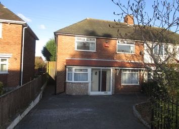 Thumbnail 3 bed semi-detached house for sale in Beach Avenue, Bilston