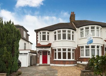 Thumbnail 3 bed semi-detached house to rent in Beechdale, Winchmore Hill