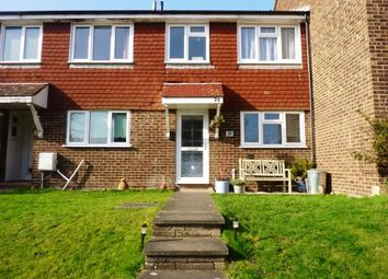 Thumbnail 3 bed terraced house for sale in Wolsey Way, Chessington
