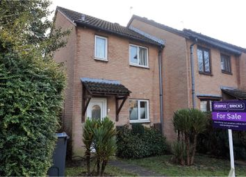 Thumbnail 2 bedroom end terrace house for sale in Tangmere Drive, Cardiff
