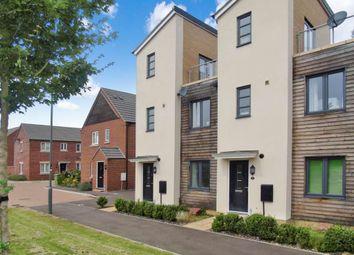 Thumbnail 3 bedroom end terrace house for sale in Wensleydale Cr, Oakridge Park, Milton Keynes, Buckinghamshire