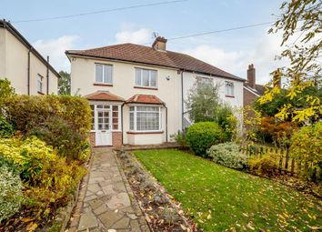 Thumbnail 3 bedroom semi-detached house for sale in Clarence Road, Bickley