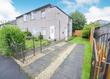 Thumbnail 2 bed flat for sale in Talla Road, Glasgow