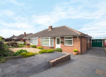 Thumbnail 2 bed semi-detached bungalow for sale in Maplebeck Road, Arnold, Nottingham