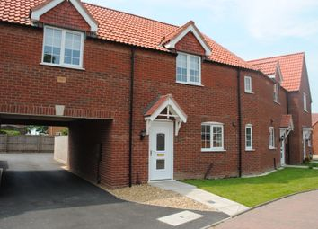 Thumbnail 3 bed link-detached house to rent in Tilia Grove, Old Leake, Boston