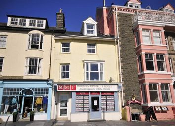 Thumbnail 5 bed terraced house for sale in Ty Lanfa, 16, Glandovey Terrace, Aberdyfi, Gwynedd