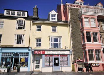 Thumbnail 5 bedroom terraced house for sale in Ty Lanfa, 16, Glandovey Terrace, Aberdyfi, Gwynedd
