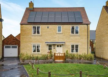 Thumbnail 4 bed detached house for sale in Stirling Way, Moreton In Marsh, Glos, .